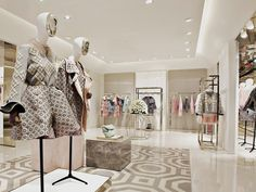 Diamond Dazzle Stores by Reggiani, Beijing & Shanghai – China » Retail Design Blog