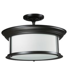 You'll love the Stonehedge 3 Light Semi-Flush Mount at Wayfair - Great Deals on all Home Improvement products with Free Shipping on most stuff, even the big stuff.