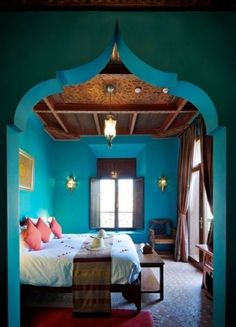 Souk style: Middle Eastern home inspiration | Middle eastern home decorating ideas | interiors | inspiration | redonline.co.uk - Red Online