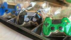 12 xbox remote control cookies xbox game or ps4 controller