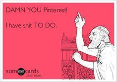 Pinterest is evil.