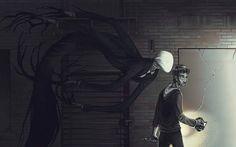 The White King by on DeviantArt Scary Creepypasta, Creepypasta Proxy, Laughing Jack, Creepy Art, Creepy Stuff, Nerd Art, World Of Darkness, Bendy And The Ink Machine, Angel Of Death