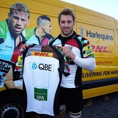 Chris Robshaw, Harlequins and England captain