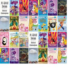 """Wednesday, December 16, 2015: The Hudson Public Library has 21 new children's books in the Children's Books section.   The new titles this week include """"A Wild Swan: And Other Tales,"""" """"My Little Pony: Equestria Girls: Friendship Games,"""" and """"My Little Pony: Equestria Girls: Sunset Shimmer's Time to Shine."""""""