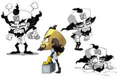 Crash Bandicoot, Video Game Art, Video Games, Western Art, Art Pictures, Concept Art, Darth Vader, Fan Art, Cartoon