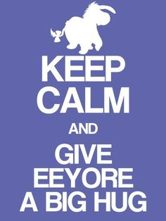 Love eeyore!