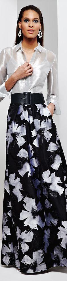 LOOKandLOVEwithLOLO: Carmen Marc Valvo Dresses