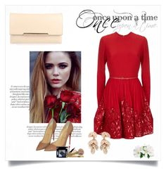 """""""out7"""" by beagayubas on Polyvore featuring moda, Christian Louboutin, Elie Saab, Pasquale Bruni y Once Upon a Time"""