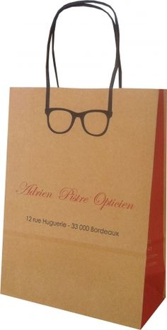 Sac trompe l'œil Adrien Pistre Opticien                                                                                                                                                                                 More