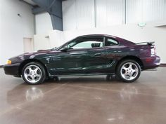 Mustang For Sale: 1996 Ford Mustang SVT Cobra (Mystic)
