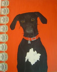 Personalized Pet Portraits by Pawsome Art | Your Best Friends Captured Forever