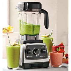 Green Monster Smoothie (one portion): Two handfuls of spinach 1/2 cup mango frozen 1/2 cup pineapple frozen 1/2 cup pineapple juice 1 T vanilla whey protein Instructions: Add all instructions into your Vitamix and blend! Then, enjoy!!