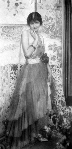 1920's Vogue Paris - @~ Mlle
