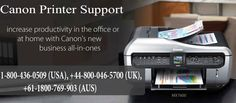 Why You Should Opt for a Canon Multifunction Printer? Canon Printer Tech Support +1-800-436-0509 Number