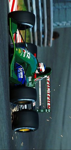 Eddie Jordan, F1 Motor, Good Old Times, Old Race Cars, Michael Schumacher, House Art, F1 Racing, First Car, Formula One