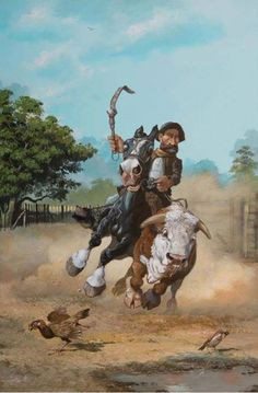 """CM - """"ACOMODATE EXTRANJERO"""" Rio Grande Do Sul, Real Cowboys, Cowboy Art, Western Art, Caricature, Places To Travel, Westerns, Horses, Drawings"""