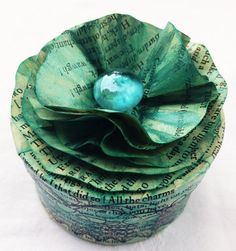 Small decorative box  Shakespeare's The Tempest by PaperElation, $8.00