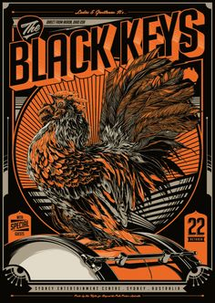 FYI Monday: Stunning Gig & Movie Posters by Ken Taylor > Great.