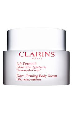 Clarins 'Extra-Firming' Body Cream available at #Nordstrom