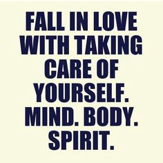 Have a great weekend and fall in love with taking care of you... http://www.loapowers.com/