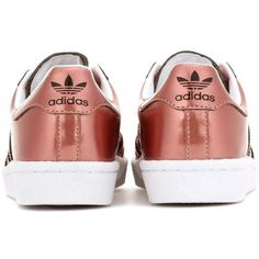 ab47d403b3a Adidas Originals Superstar Boost Sneakers ( 74) ❤ liked on Polyvore  featuring shoes