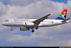 ZS-SZY South African Airways Airbus A320