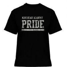 Northeast Academy Middle School - Oklahoma City, OK | Women's T-Shirts Start at $20.97