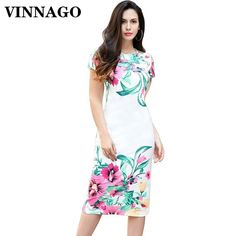Vinnago Beautiful Women's Black Blue White Summer Dresses Floral Print Fitted Pencil Casual Party Office Work Bodycon Midi Dress Blue And White Summer Dresses, Cheap Summer Dresses, Beach Dresses, Summer Dresses For Women, Casual Party, Party Dress, Floral Prints, Pencil, Bodycon Dress
