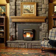 Best Pellet Stove Inserts For Fireplace - Spring is here. So the fire-place period is winding down. Pellet Stove Fireplace Insert, Best Pellet Stove, Pellet Stove Inserts, Wood Pellet Stoves, Fireplace Hearth, Fireplace Inserts, Fireplace Design, Fireplaces, Furniture