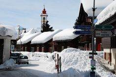 Andermatt village Andermatt, Ski Holidays, My Heritage, Winter Scenes, Switzerland, Places Ive Been, Skiing, Germany, Europe