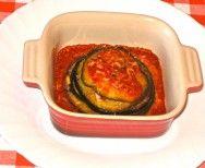 Eggplant Parmesan Singles
