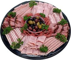How to Put Together a Meat Platter