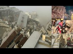 Gempa Taiwan 6 Februari 2016 Robohkan Gedung Gedung Tinggi Di Tainan