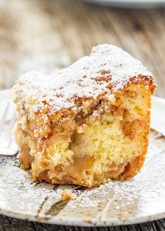 Apple Pie Cake - Jo Cooks