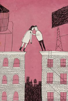 Modern Love – Illustrations for the New York Times | Brian Rea