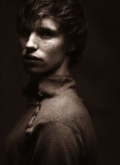 Eddie Redmayne. My new crush of crushes. Run away with me ginger.