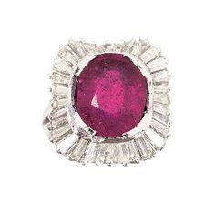 Rubin-Diamant-Ring