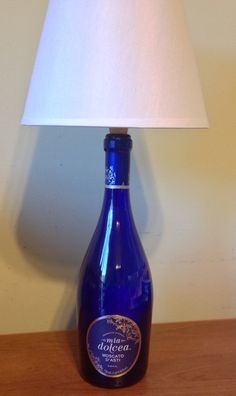 Chemin des sables wine bottle table lamp light small table lamp mia dolcea moscato wine bottle table lamp by lampsbylamps on etsy aloadofball Choice Image