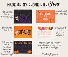I think we are in the beginning stages of seeing the same shift with what we use to digi scrap and document our memories! A shift to using the tools that are always with us...our phones! I've always dreamed of using any supplies we want, created by our favorite designers, and any fonts we own, to create fabulous scrapbook pages ON OUR PHONES AND ON THE GO!
