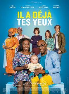 """♥♥♥ """"Il a déjà tes yeux"""", une comédie de Lucien Jean-Baptiste avec Aïssa Maïga, Lucien Jean-Baptiste, Zabou Breitman (01/2017)"""