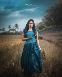 Image may contain: 1 person, standing, sky and outdoor, possible text that says 'Thrikkannan' Kerala Wedding Photography, Wedding Couple Poses Photography, Girl Photography Poses, Village Photography, Dark Photography, Cute Girl Photo, Girl Photo Poses, Girl Poses, Photo Shoot