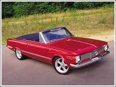 1963-64 Plymouth Valiant