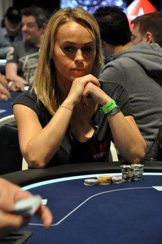 Cécile de Ménibus - EPT Deauville, day 1B. #Winamax #poker