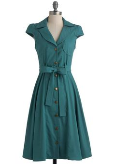Crepe Shop Dress, #ModCloth