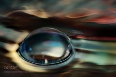 Small Bubble on the Big Lake by ursula. @go4fotos