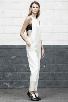 Spring 2014 Women's T by Alexander Wang.