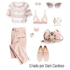 Rosa Quartzo - Look casual
