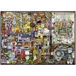 Puzzle 1000 pièces Colin Thompson : Esprit d'invention