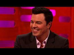 ▶ Seth MacFarlane performs his Family Guy voices - The Graham Norton Show: Series 15 - BBC One - YouTube
