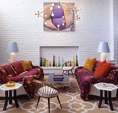The Parker Palm Springs Lobby by flossie